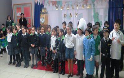 Diversas y talentosas presentaciones tuvo el English Day 2017